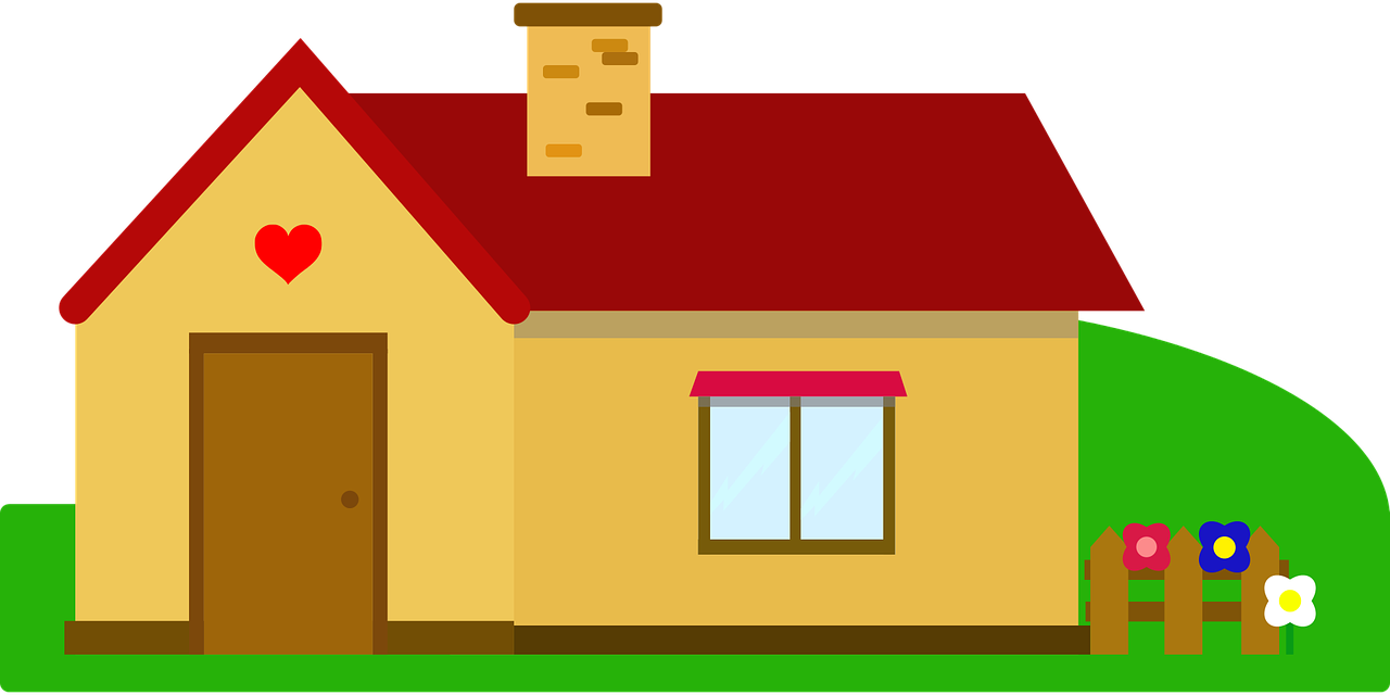 Dům se zahrádkou