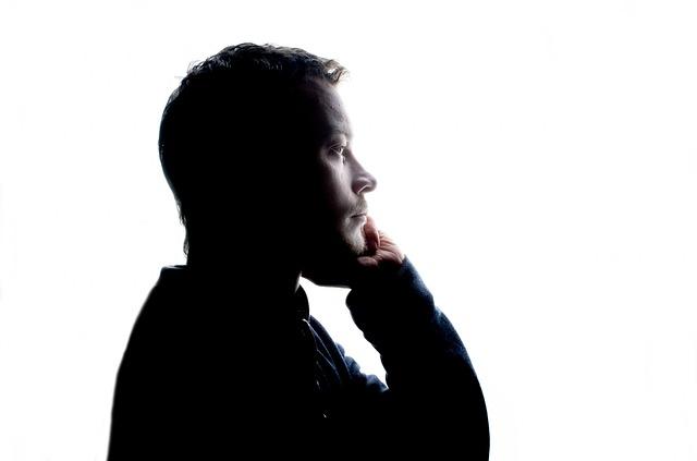 profil muže