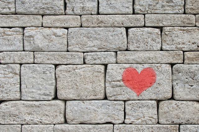 kamená stěna
